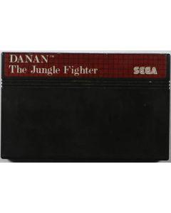 Jeu Danan The Jungle Fighter pour Master System
