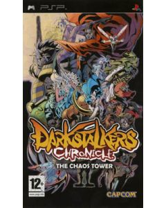 Jeu Darkstalkers Chronicles -The Tower of Chaos pour PSP