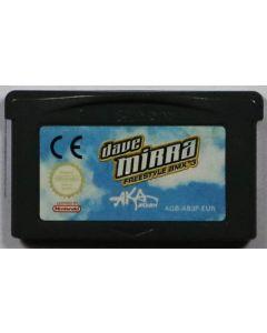 Jeu Dave Mirra Freestyle Bmx 3 pour Game Boy Advance