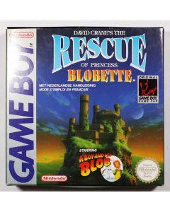 Jeu David Crane's The Rescue of Princess Blobette pour Game Boy