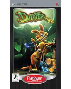 Jeu Daxter Platinum pour PSP