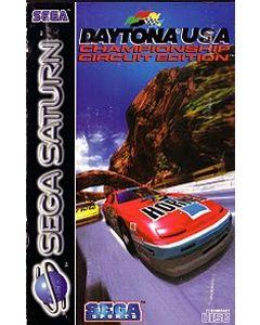 Jeu Daytona Championship Circuit Edition pour Saturn