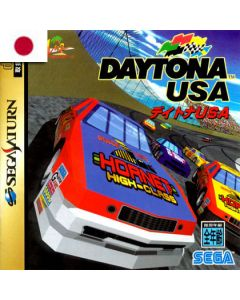 Jeu Daytona USA (JAP) pour Saturn JAP