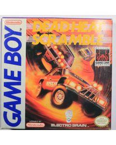 Jeu Dead Heat Scramble pour Game Boy