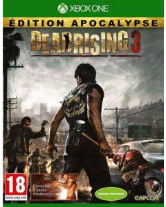 Jeu Dead Rising 3 - Apocalypse Edition pour Xbox One