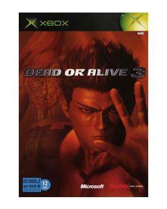 Jeu Dead or Alive 3 pour Xbox