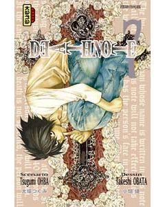 Manga Death Note tome 07