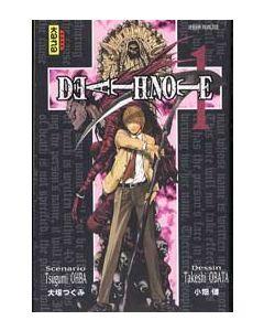 Manga Death Note tome 1