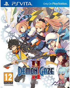 Jeu Demon Gaze II pour PS Vita