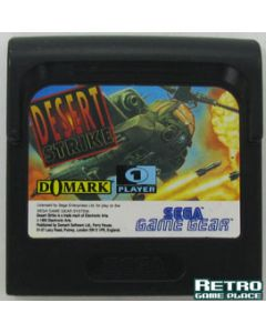 Jeu Desert Strike pour Game Gear