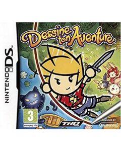 Jeu Dessine ton aventure pour Nintendo DS