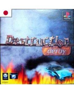 Jeu Destruction Derby pour Playstation