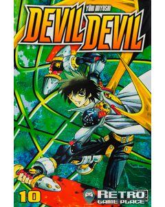 Manga Devil Devil tome 10
