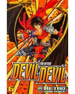 Manga Devil Devil tome 6