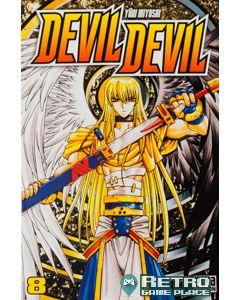 Manga Devil Devil tome 8