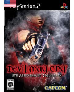 Jeu Devil May Cry 5th Anniversary Collection (Version US) pour Playstation 2 US
