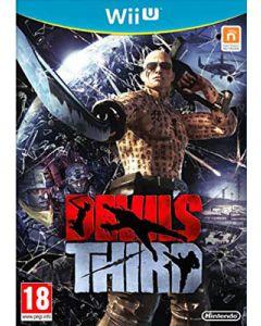 Jeu Devil's Third pour Wii U