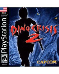 Jeu Dino Crisis 2 pour Playstation US