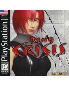 Jeu Dino Crisis pour Playstation US