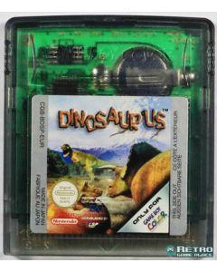 Jeu Dinosaurus pour Game Boy Color