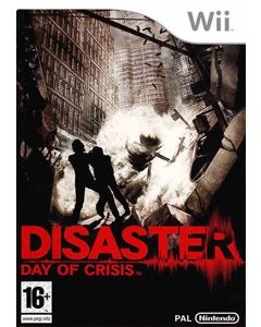 Jeu Disaster : Day of Crisis pour Wii
