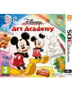 Jeu Disney Art Academy (Neuf) pour Nintendo 3DS