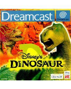 Jeu Disney Dinosaur pour Dreamcast