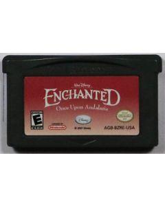 Jeu Disney Enchanted Once upon Andalasia pour Game Boy Advance