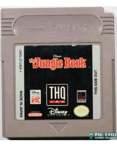 Jeu Disney Le livre de la Jungle pour Game Boy
