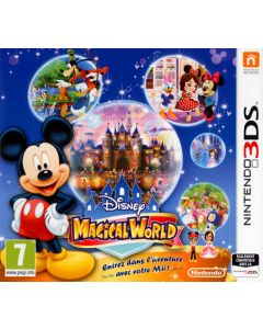Jeu Disney Magical World pour Nintendo 3DS