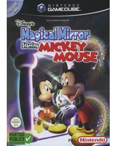 Jeu Disney's Magical mirror pour Gamecube