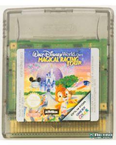Jeu Disney Magical racing tour pour Game boy color
