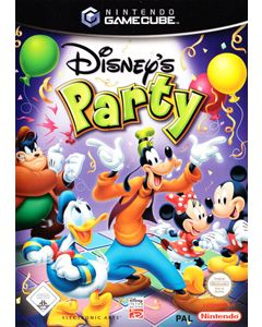 Jeu Disney Party pour Gamecube