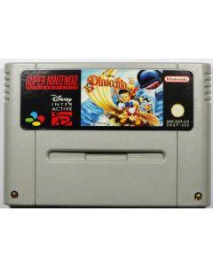 Jeu Disney Pinocchio pour Super Nintendo