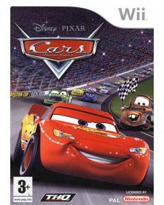 Jeu Disney Pixar Cars pour Nintendo Wii