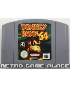 Jeu Donkey Kong 64 pour Nintendo 64