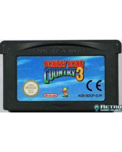 Jeu Donkey Kong Country 3 pour Game Boy Advance