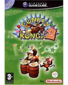 Jeu Donkey Konga 2 pour Gamecube