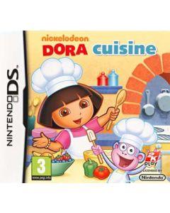 Jeu Dora Cuisine pour Nintendo DS