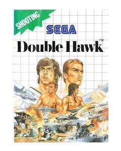 Jeu Double Hawk pour Master System