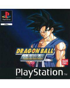 Jeu Dragon Ball Final Bout pour Playstation