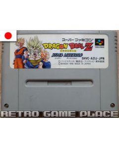 Jeu Dragon Ball Z Hyper Dimension pour Super Famicom