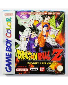 Jeu Dragon Ball Z Legendary Super Warriors (anglais) pour Game Boy Color