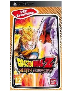 Jeu Dragon Ball Z Shin Budokai Essentials pour PSP