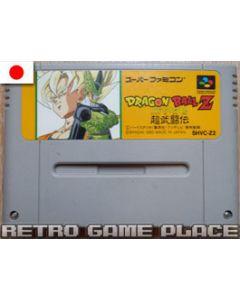Jeu Dragon Ball Z pour Super Famicom