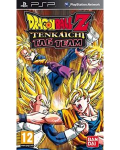 Jeu Dragon Ball Z Tenkaichi Tag Team pour PSP