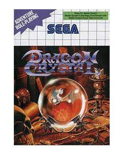 Jeu Dragon Crystal pour Master System