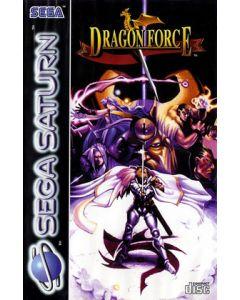 Jeu Dragon Force pour Saturn