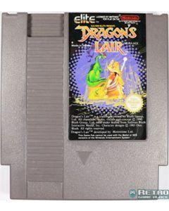 Jeu Dragon's Lair pour Nintendo NES