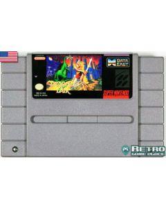 Jeu Dragon's Lair pour Super NES